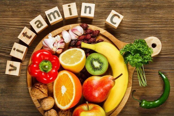 Продукты питания с витамином С