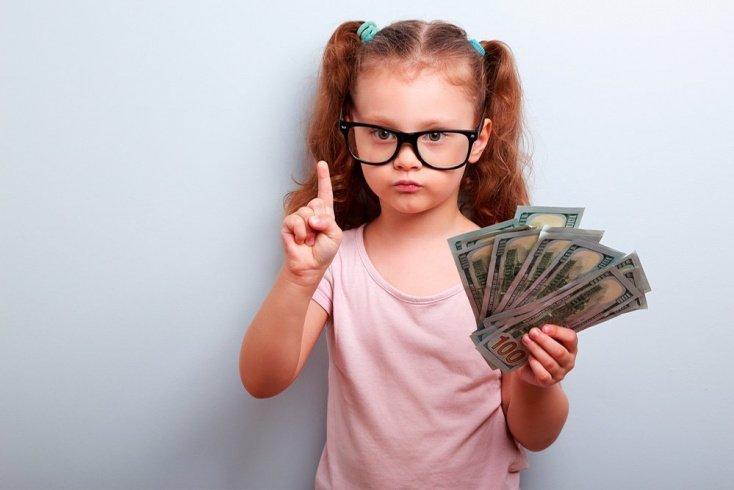 Промахи родителей в отношении финансового воспитания детей
