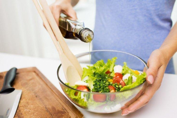 Жиры и правильное питание