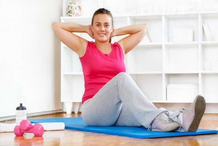 Упражнения для восстановления фигуры
