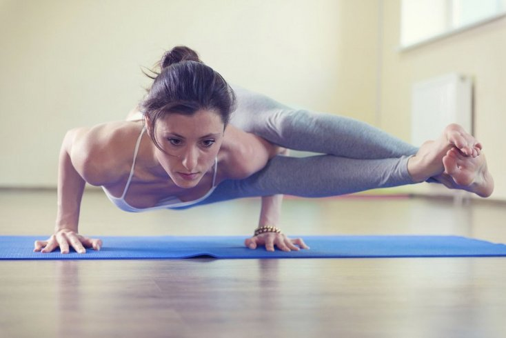 Эффективные фитнес занятия для грудных мышц