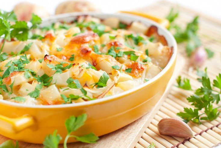 Вкусный домашний ужин: рецепты простых и полезных блюд