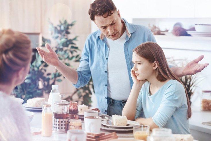 Отношения родителей с ребенком