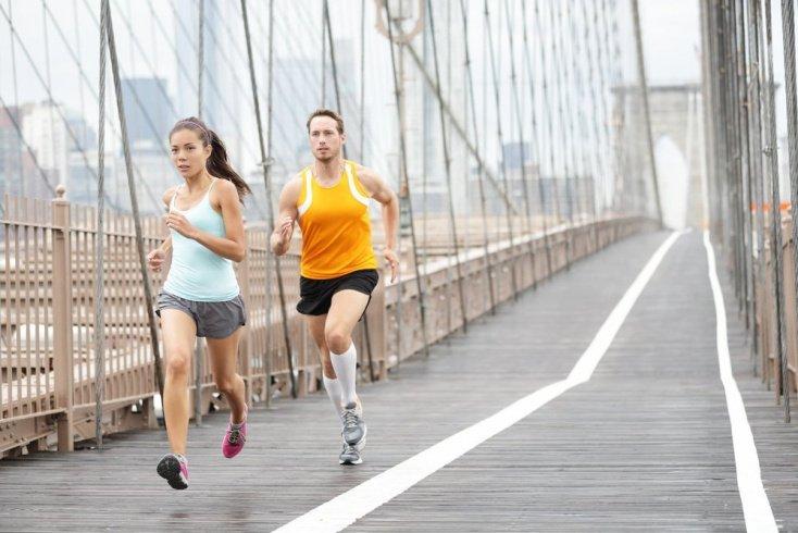 Влияние техники бега на интенсивность физической нагрузки