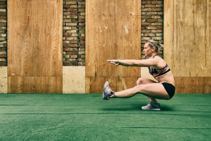 Основные упражнения, используемые в кроссфите