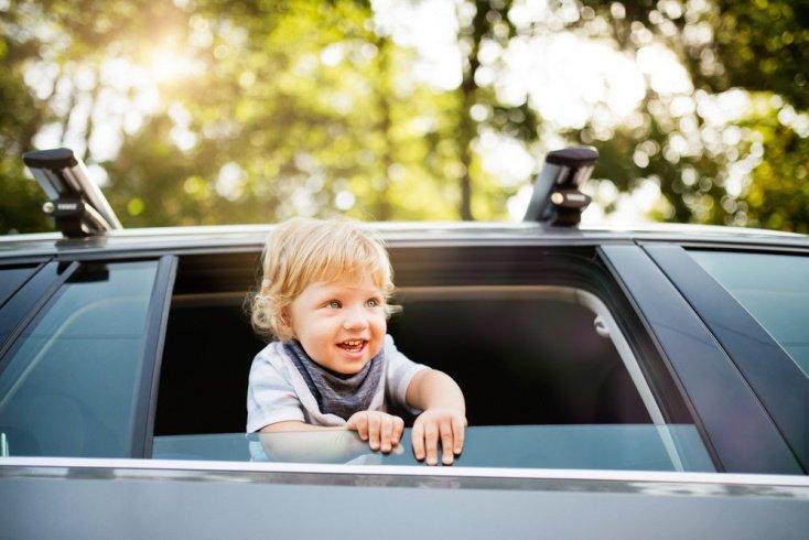Лучший возраст для поездок с малышом