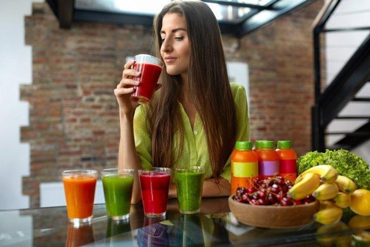 Жидкая диета для «чистки кишечника»