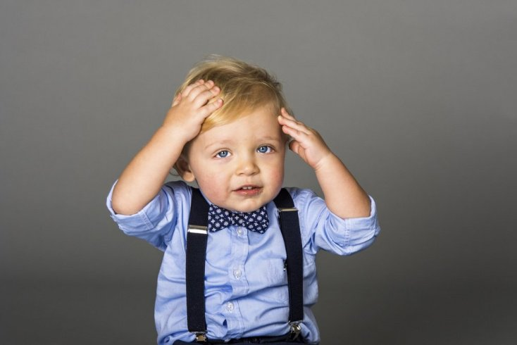 Откуда берется головная боль у детей?