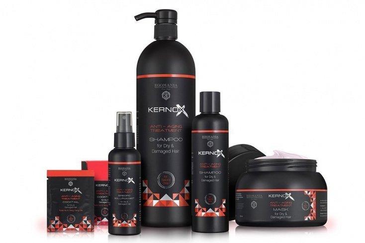 Система интенсивного ухода и омоложения сухих и поврежденных волос KERNOX HEALTHY