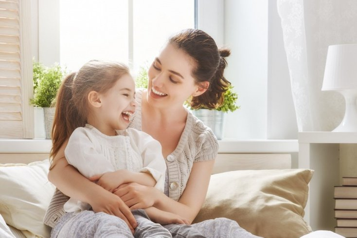 Любовь как лучший метод воспитания детей