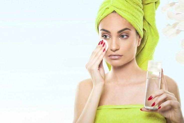 Совет 5: Ежедневно очищайте кожу