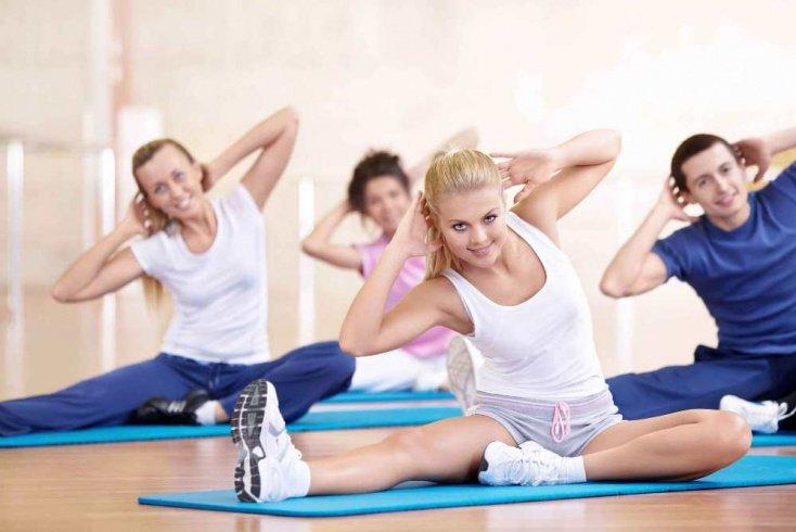 Правила выполнения фитнес-упражнений для мышц пресса