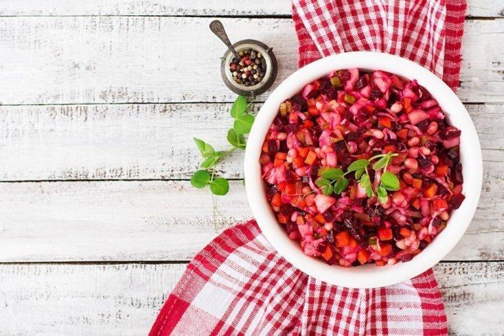 Простые рецепты салатов для детей до 3 лет