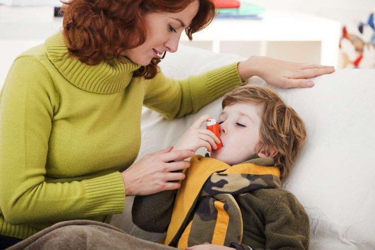 Аллергическая форма болезни
