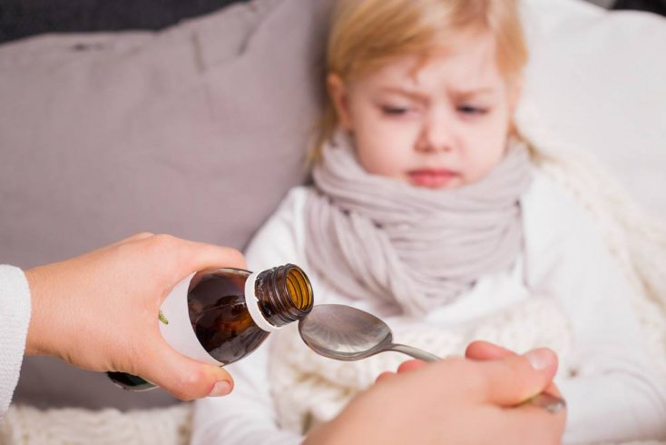 Лечение детей: медикаментозные методы и домашние ингаляции