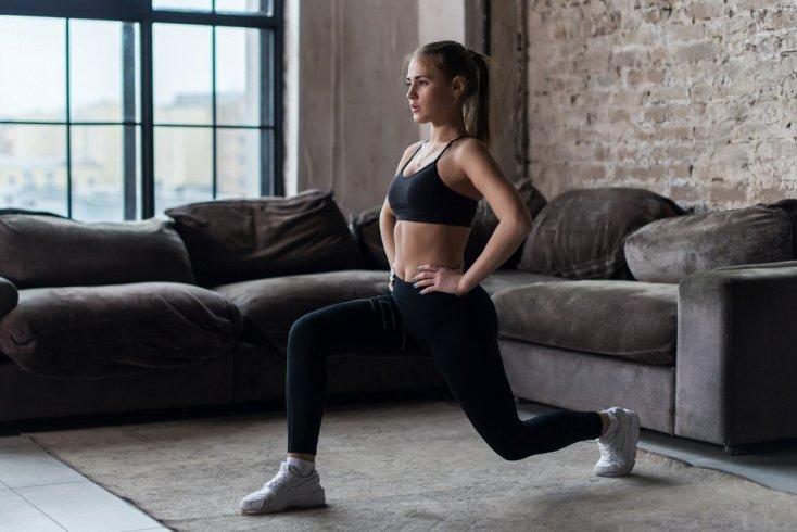 Упражнение для тренировки продолжительностью в 1 минуту