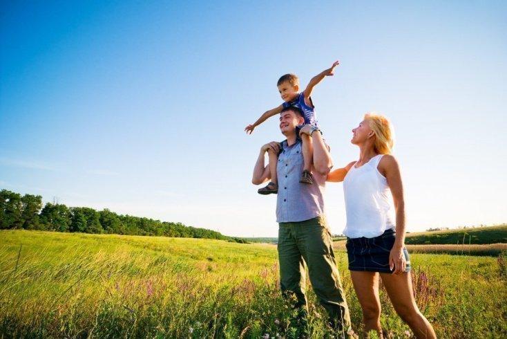 Любовь, внимание, положительные эмоции — лучшие «друзья» хорошего развития ребенка