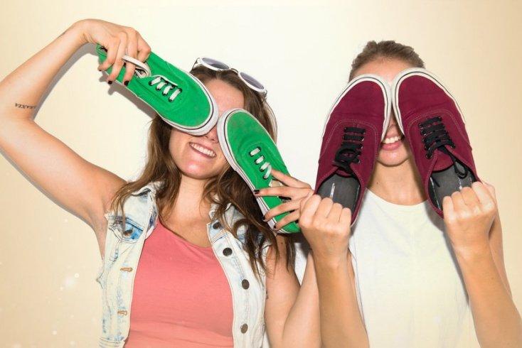 Какая обувь должна быть у подростка