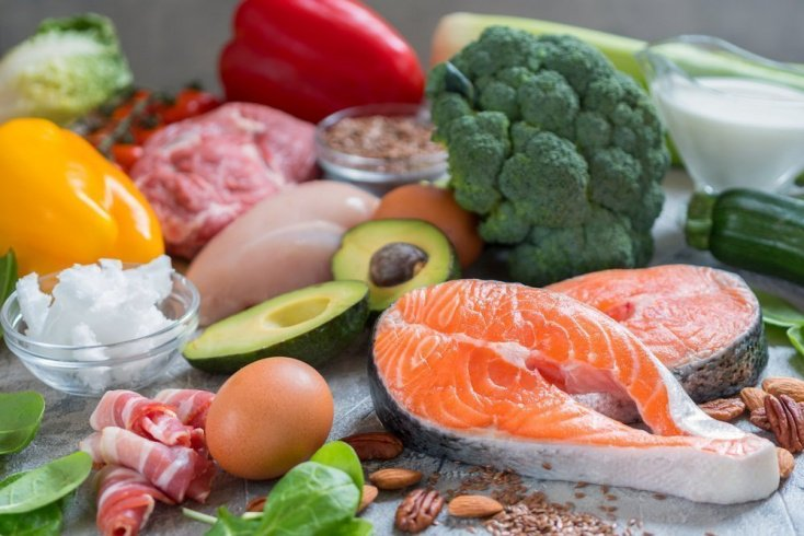 Разные варианты меню диеты