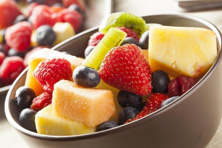Похудение с полезными десертами