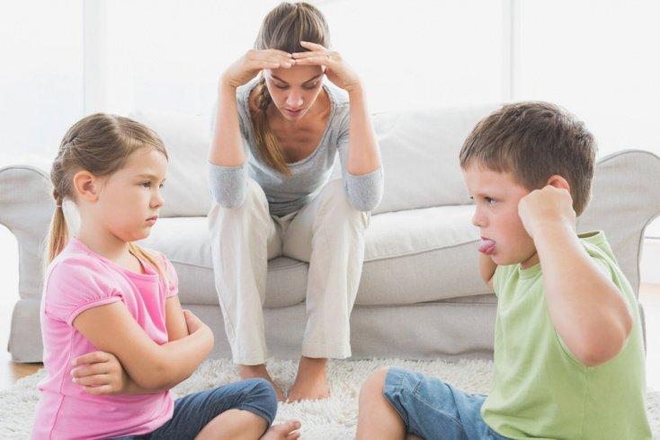 Новая семья — стресс для детей и взрослых