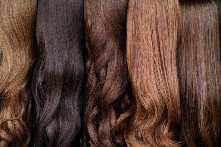 Парик или натуральные волосы?