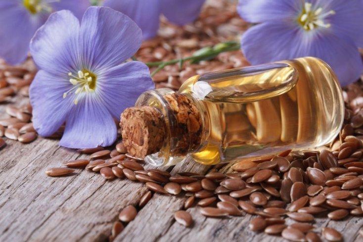 Льняное масло для волос: какая польза?