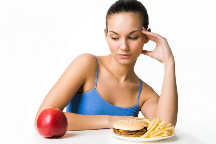 Изменить свое питание