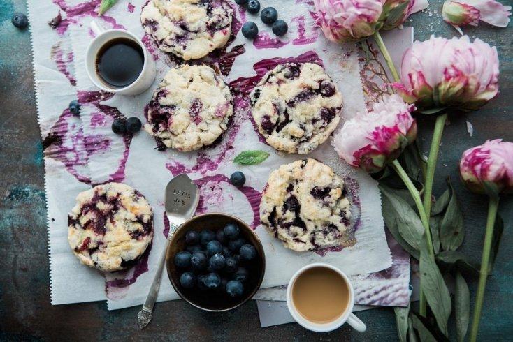 Овсяное печенье с фруктами