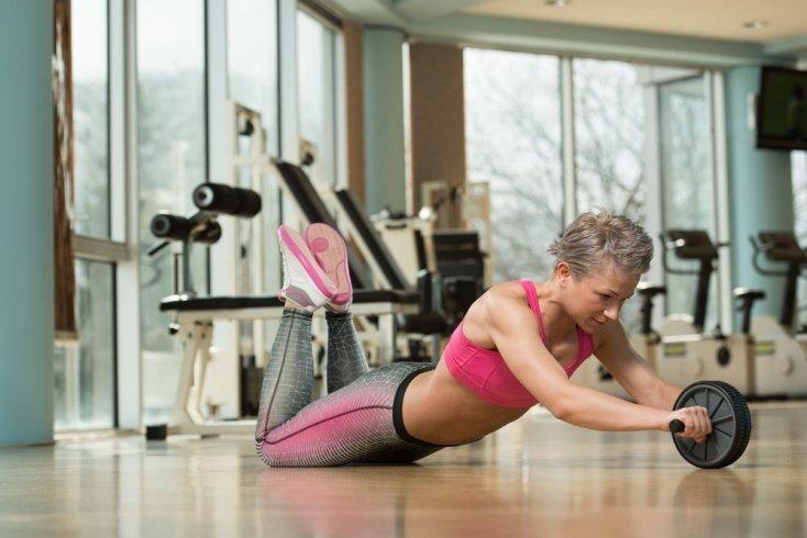 Нюансы выбора ролика для занятий фитнесом