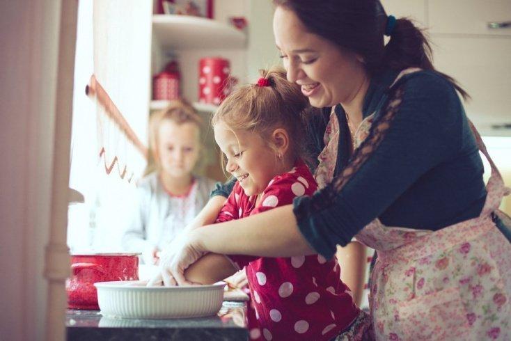 Страх четвертый: справиться с домашними делами, имея много детей, нереально