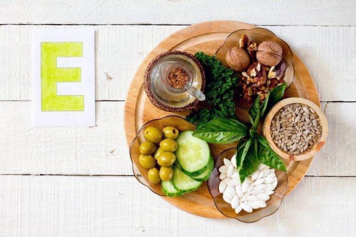 Витамин Е в питание