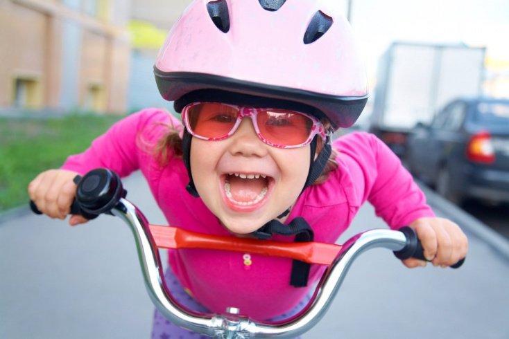 Велосипед для трехлетнего ребенка