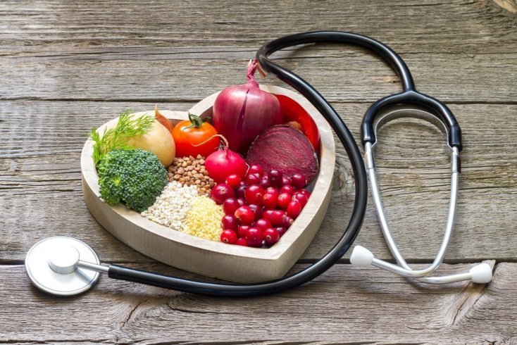 Организация диеты при сердечной недостаточности