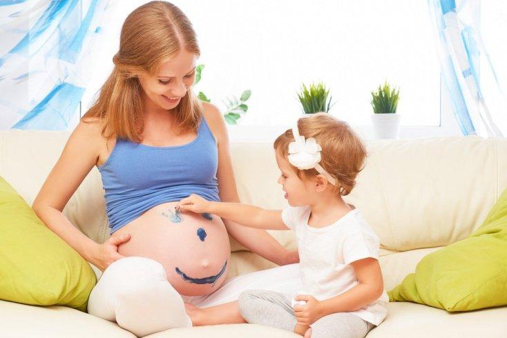 Подготовка к появлению сиблинга начинается во время беременности