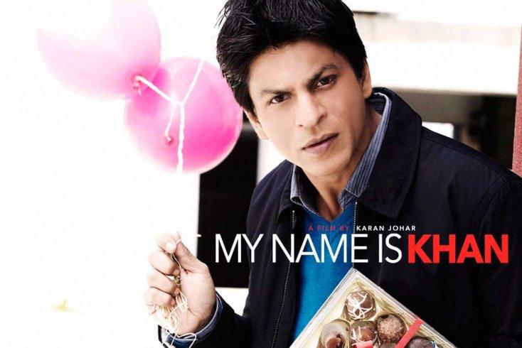«Меня зовут Кхан» Источник: bollywoodbubble.com
