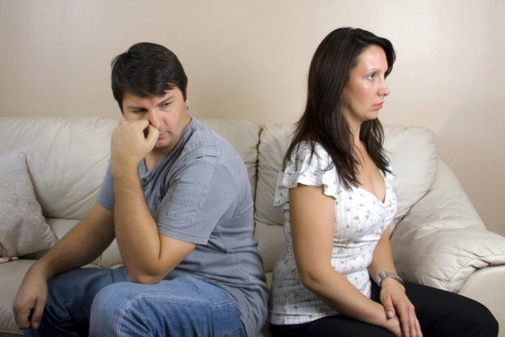 Развод — позор для родителей