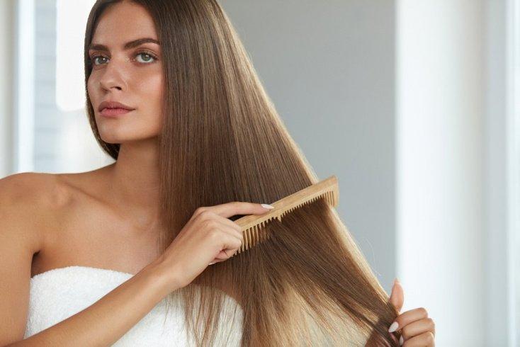 Аромарасчесывания в уходе за волосами