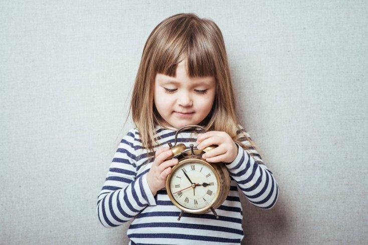 Учите ребенка быть пунктуальным
