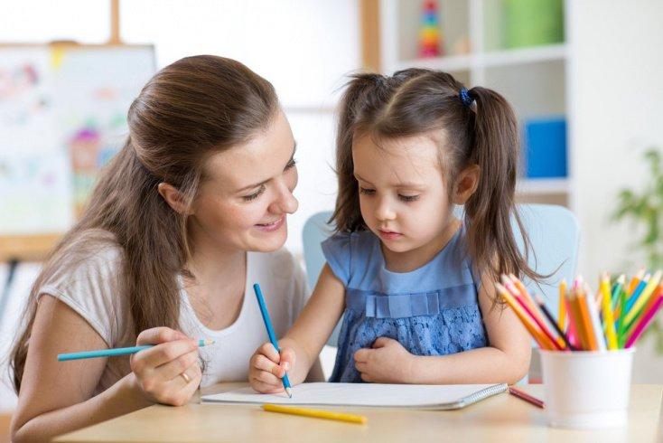 Средства дошкольного развития ребенка, направленные на умение переключать внимание