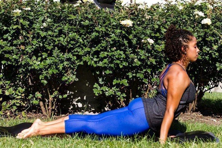 Каким должен быть фитнес для здоровья спины