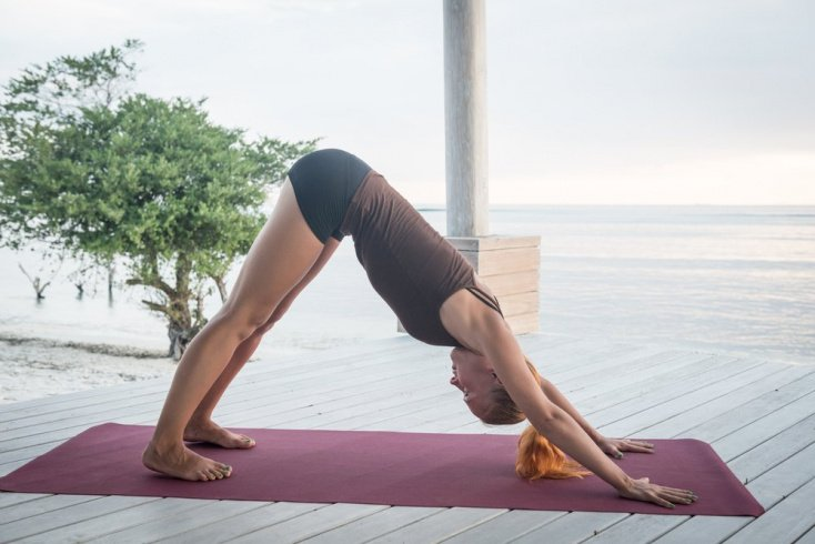 Практика йоги для снижения веса