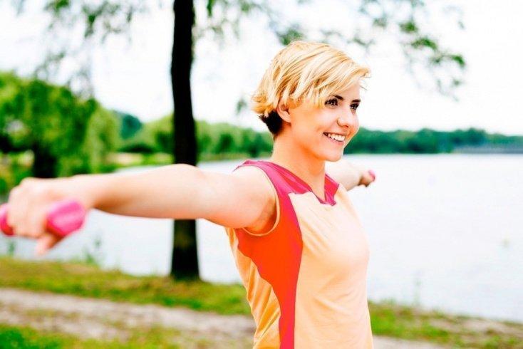 Эффективные тренировки для похудения