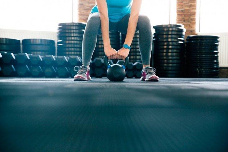 Достоинства фитнеса с гирями