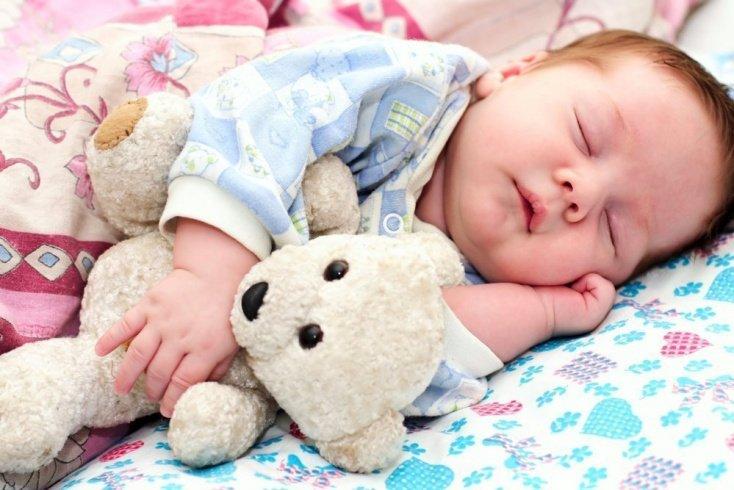 После отмены грудного вскармливания ребенка будет не уложить спать