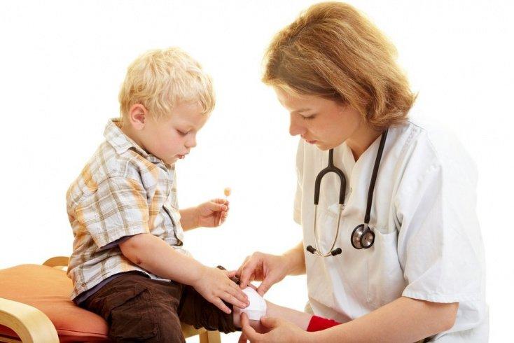 Здоровье детей: в каких случаях необходима помощь врача?