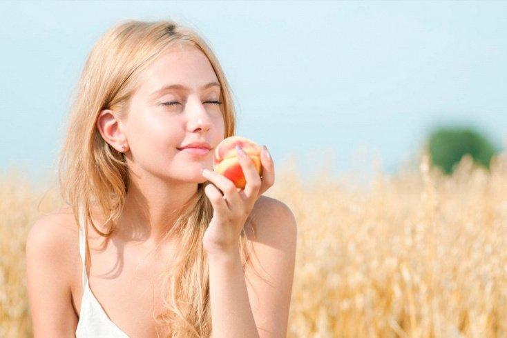 Похудение со спелыми ароматными плодами