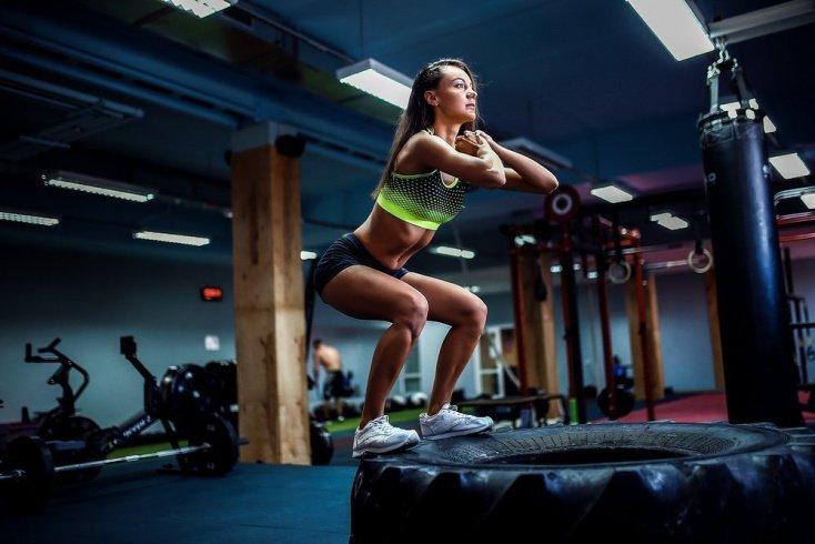 Экстремальный фитнес: кроссфит-тренировки