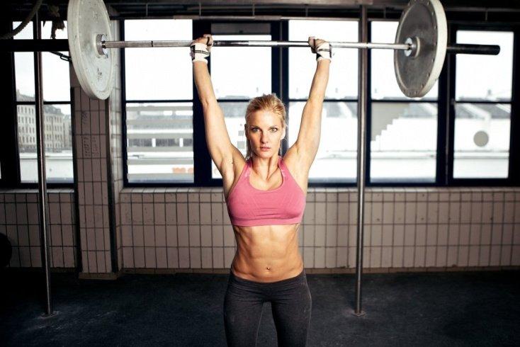 Групповые и индивидуальные силовые фитнес-тренировки
