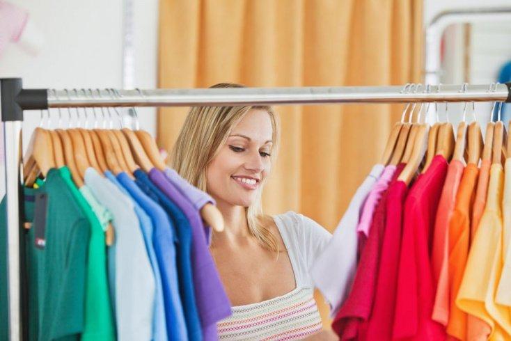 Совет 2. Подобрать одежду